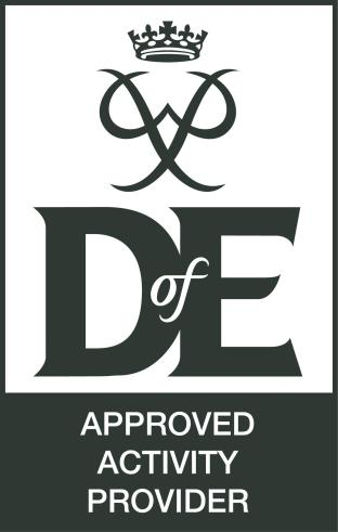 DofE Approved Provider